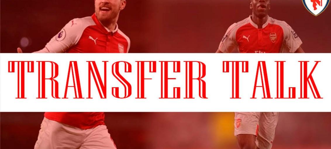 Stephy Mavididi, Aaron Ramsey, Mavididi transfer, ramsey transfer