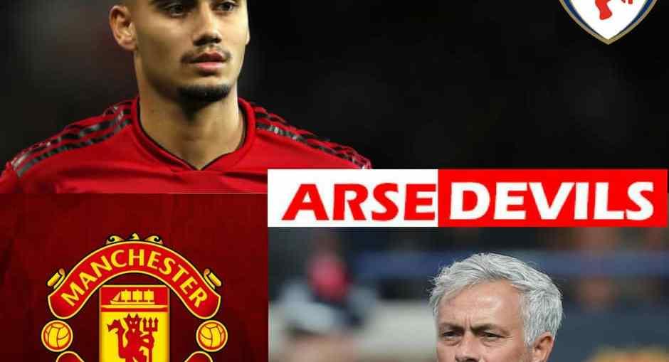 Pereira, Andreas Pereira, Jose Mourinho