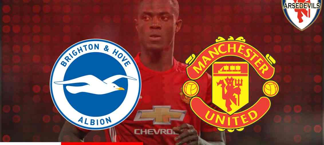Eric Bailly, Bailly,Brighton Vs Man United