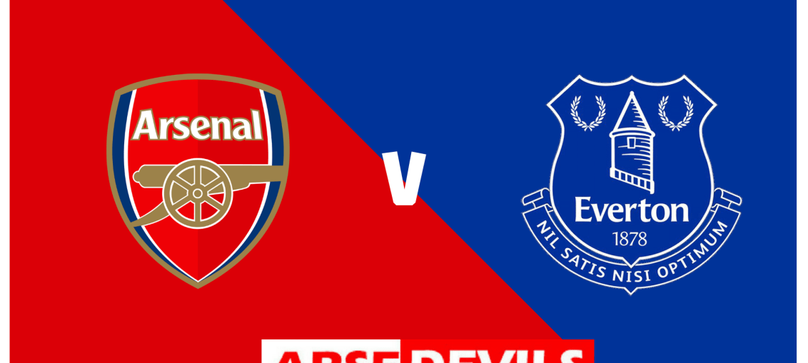 Arsenal vs Everton Predicted Lineup