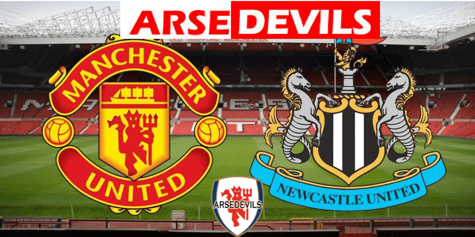 Man Utd vs Newcastle