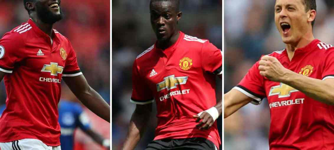 Red Devils, Lukaku, Matic, Bailly