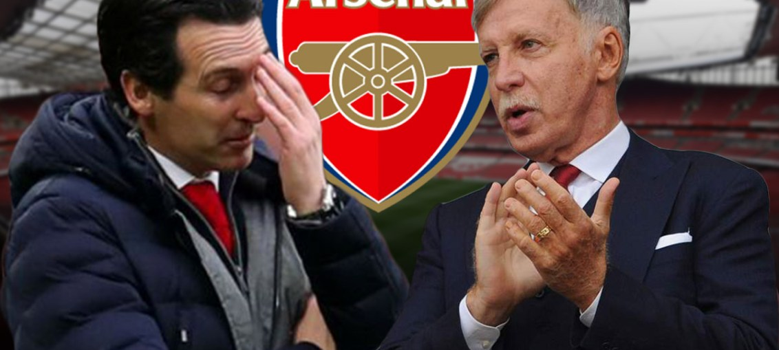 Arsenal, arsenal problems, Kroenke