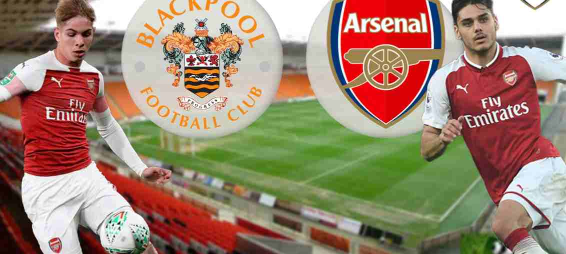 Blackpool Vs Arsenal