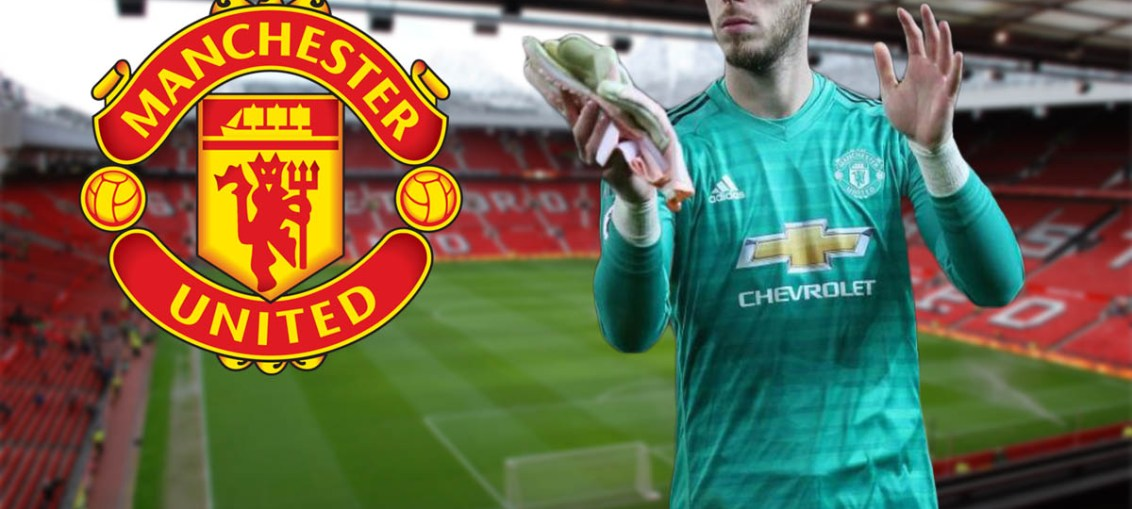 David de Gea, Tottenham vs united