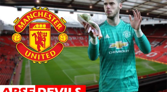 David de Gea, Tottenham vs united