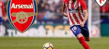 Yannick Carrasco move to Arsenal