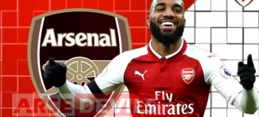 Alexandre Lacazette, Lacazette, Arsenal selling Lacazette