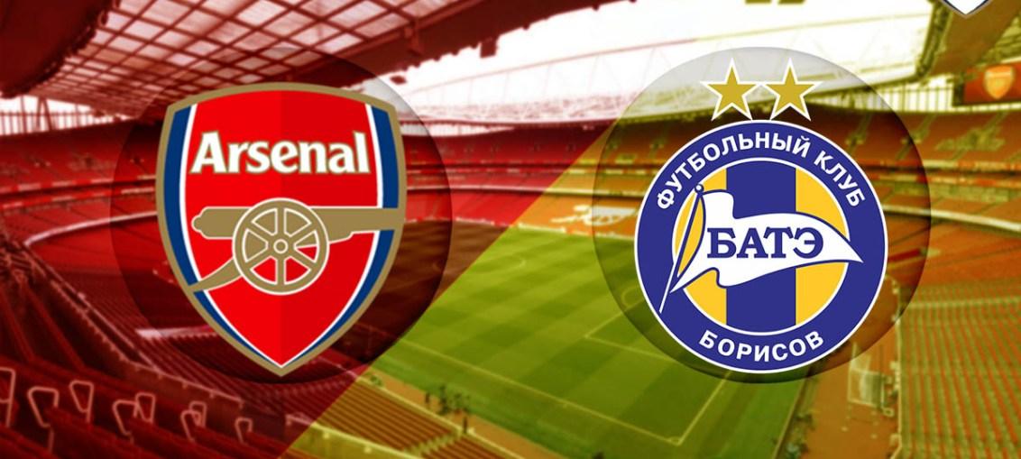 Arsenal Vs Bate Borisov, Borisov, Arsenal Vs Borisov