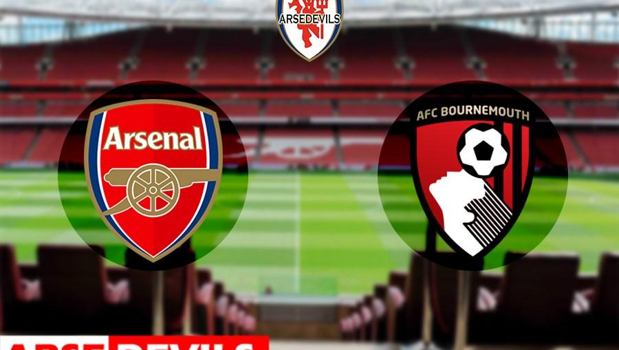 Bournemouth vs Arsenal Predicted Lineup