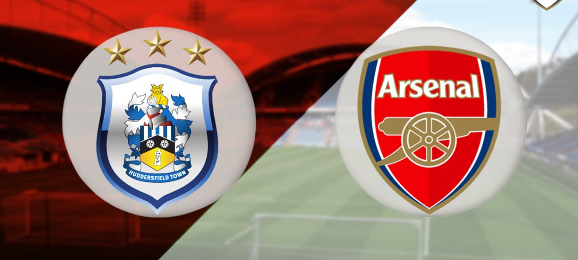 Huddersfield Vs Arsenal