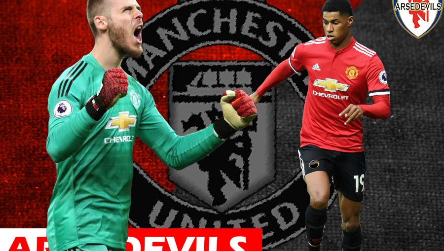 Marcus rashford, David de Gea, Rashford Contract, De Gea Contract