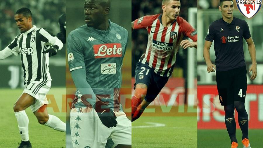 Red Devils, United transfer targets, United transfer, United