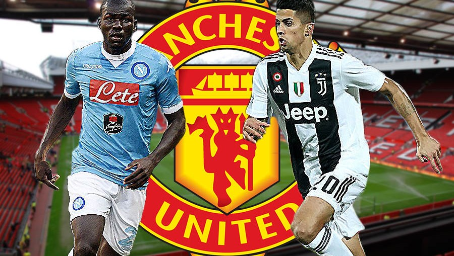 United, United transfer news, Koulibaly and Cancelo linked to United