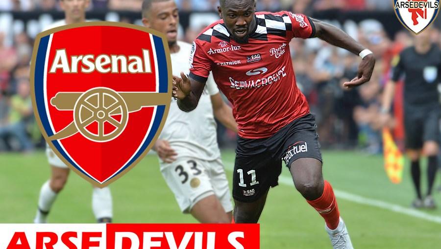 Marcus Thuram, Marcus Thuram linked to Arsenal