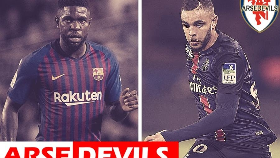Samuel Umtiti, Umtiti linked to Arsenal and United