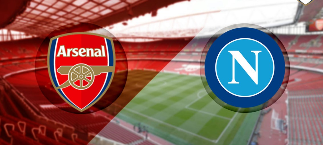 Arsenal Vs Napoli team news, Napoli