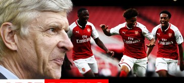 Arsenal youth
