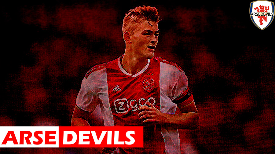De ligt, De Ligt linked to United