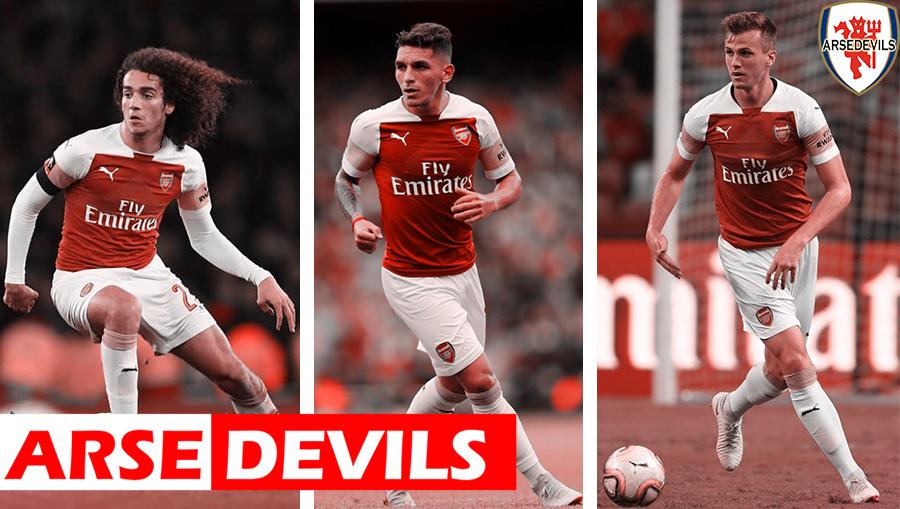 Captain, Future captain, Arsenal captain