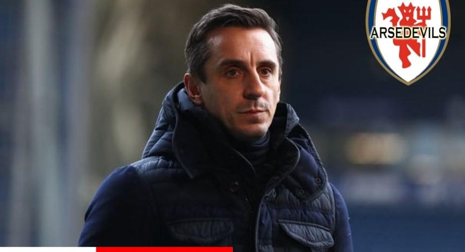 Neville, Arsedevils