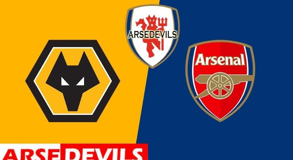 Wolves, Arsedevils, Wolves Vs Arsenal
