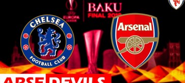 Europa League, Europa League final, Injury, Arsedevils