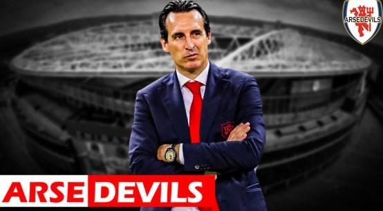 Arsenal, Unai Emery, Kroenke
