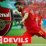 Yannick Carrasco, Carrasco to Arsenal