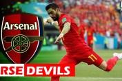 Yannick Carrasco, Carrasco to Arsenal, Carrasco