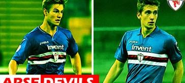 Joachim Andersen, Dennis Praet, Sampdoria