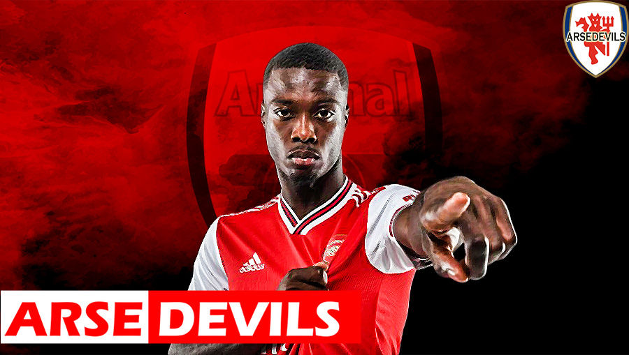 Nicolas Pepe, Pepe, transfer window, Arsenal transfer window