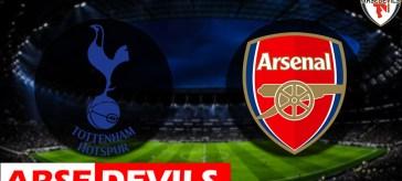 Tottenham Vs Arsenal, North London Derby