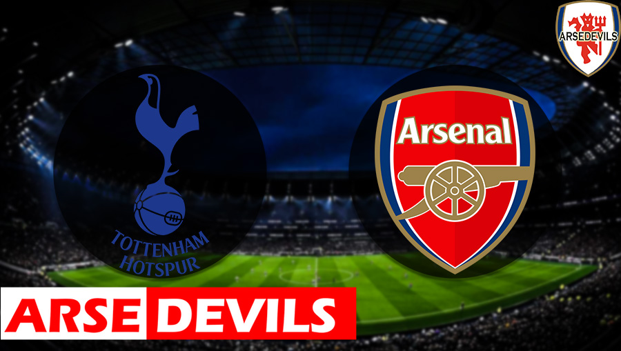 Tottenham Vs Arsenal, North London Derby