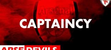 Arsenal captaincy, Xhaka