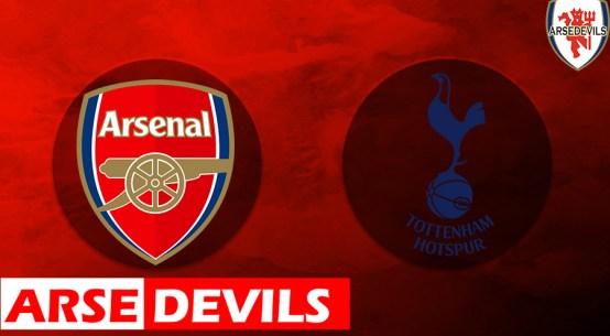 Arsenal Vs Tottenham, Spurs