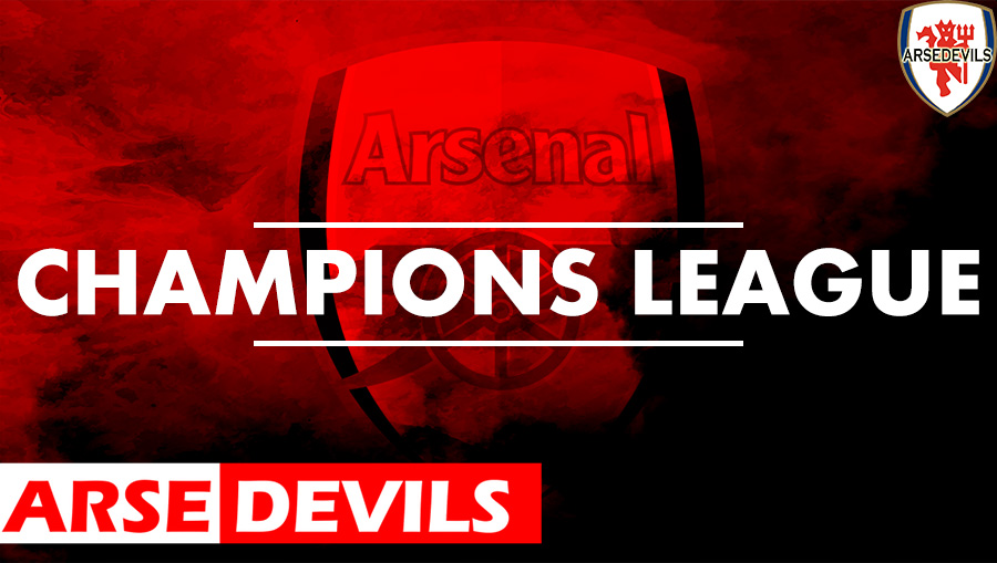 Champions League, Arsenal