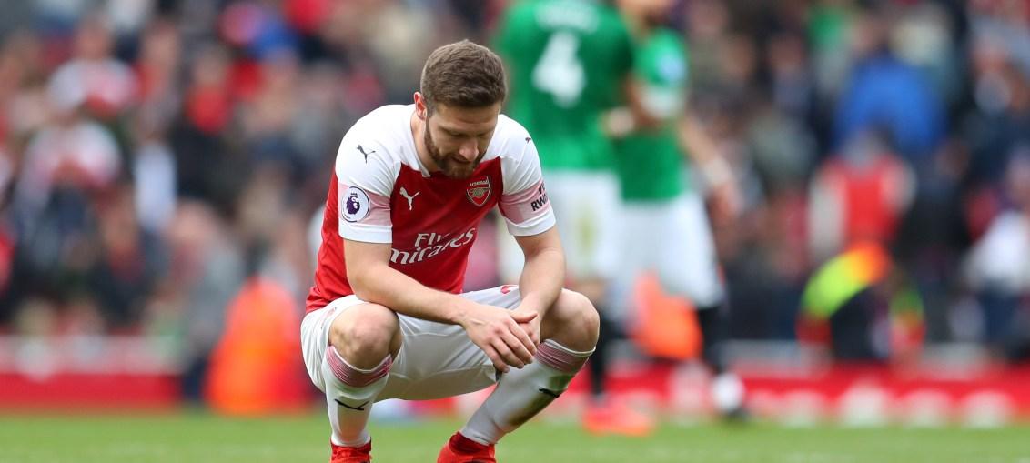 Mustafi Brighton Arsenal Arsedevils