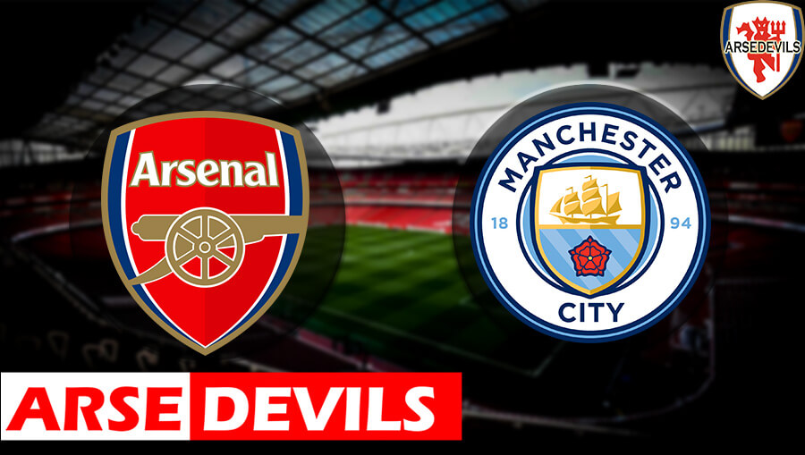 Arsenal Vs Manchester City, Manchester City