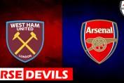 West Ham Vs Arsenal, West Ham