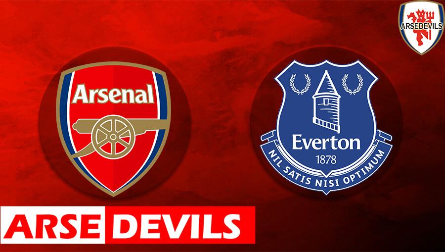 Arsenal Vs Everton, Everton, Mikel Arteta, Arteta
