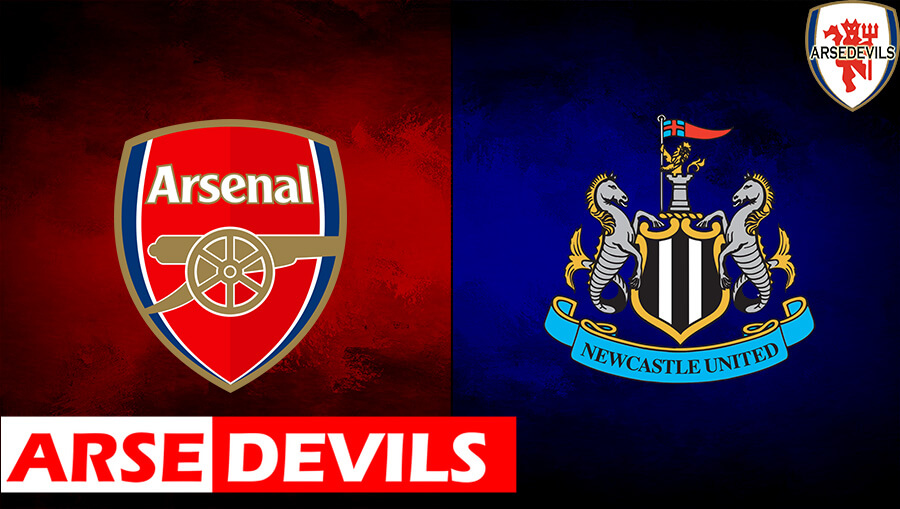 Arsenal Vs Newcastle United, Newcastle, Newcastle United