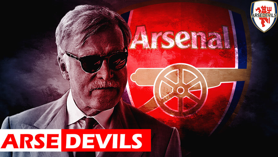 Stan Kroenke, Kroenke, Arsenal, transfer
