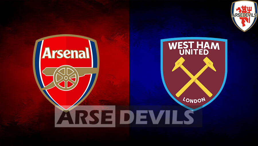 Arsenal Vs West Ham, West Ham