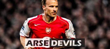 Dennis Bergkamp, Newcastle United vs Arsenal, Leicester City vs Arsenal