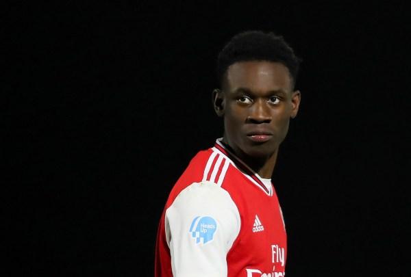 Folarin Balogun, Arsenal youth player, arsenal academy youth prospects.