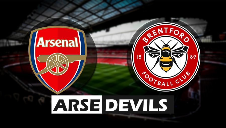 Arsenal Vs Brentford, Brentford