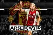Donny van de Beek, Donny van de Beek to United