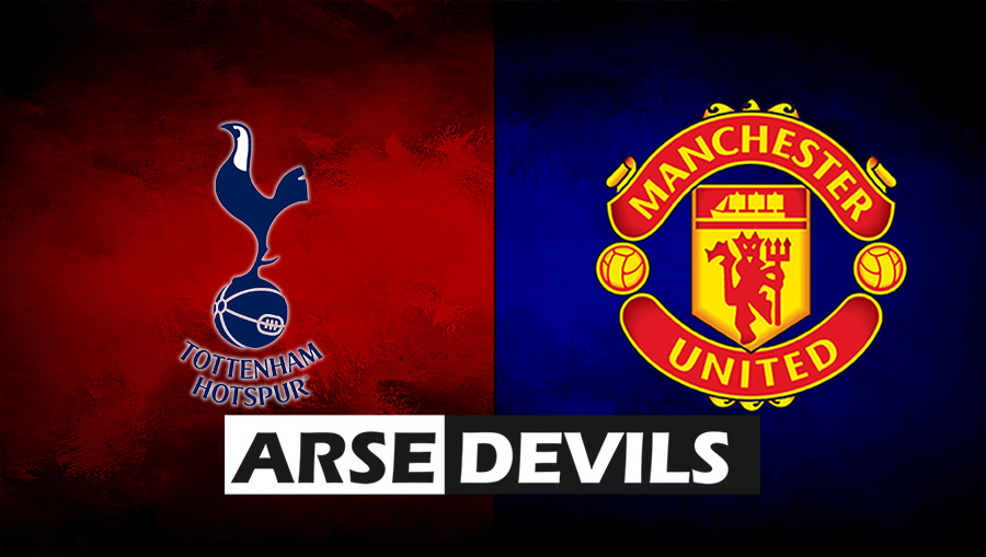 Tottenham vs Man Utd, Spurs v Manchester United
