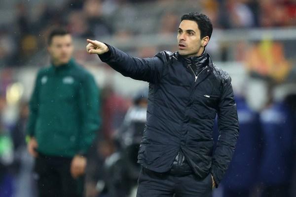 leader, Mikel Arteta, Arteta Arsenal, Arsenal head coach, Edu